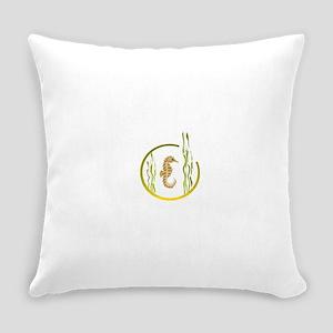 SEAHORSE [4] Everyday Pillow